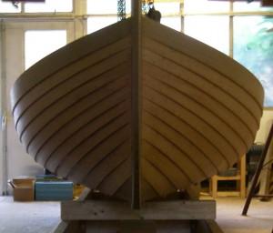 14 Fuß Segeljolle, Design #107 Skylark von Paul Gartside, Canada